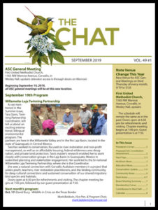 The Chat newsletter